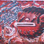 Graffiti Affe Münster Fassadenbild Wandgestaltung